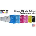INK MIMAKI SS2 YELLOW